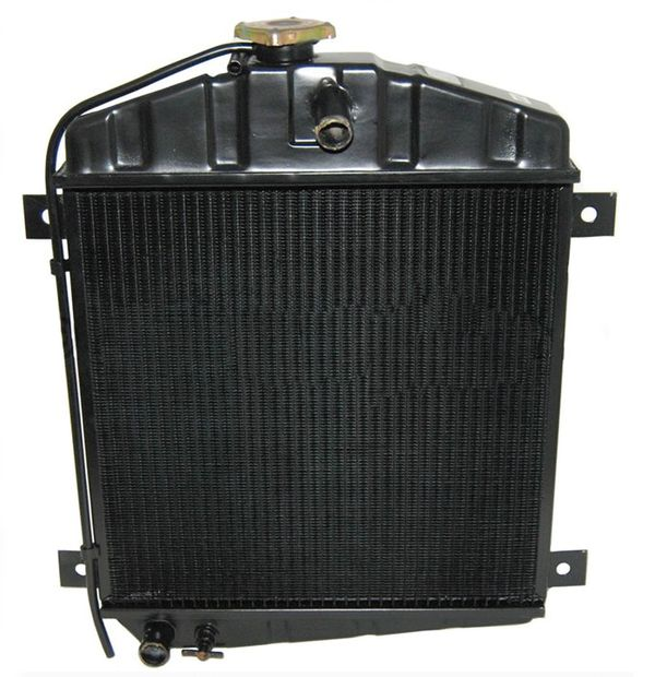 Radiator PV/Duett B4B/B16 in the group Volvo / Volvo PV/Duett / Cooling system / Cooling system B16 1957-61 at VP Autoparts Inc. (252078)