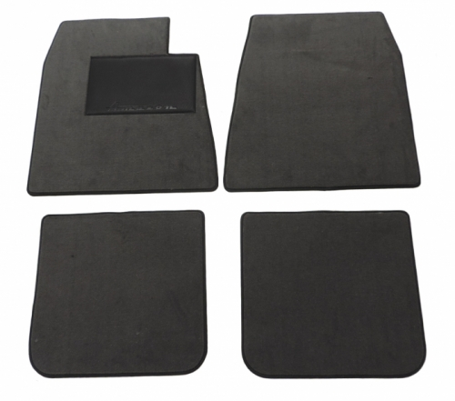 Accessory carpet kit Volvo 122 B16 Grey in the group Volvo / Volvo Amazon/122 / Interior / Mats/carpets / Accessory mats at VP Autoparts Inc. (277213T)