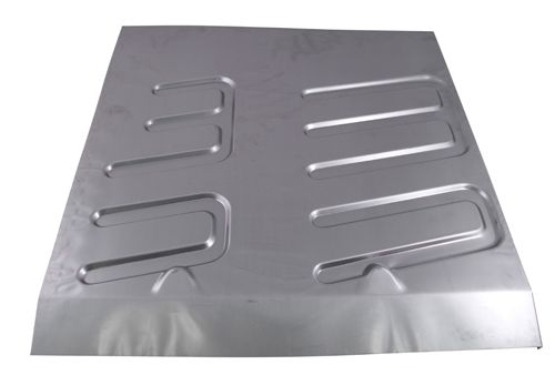 Floor panel 1800 RHF in the group Volvo / Volvo 1800 / Body / Floor section P1800 1961-73 at VP Autoparts Inc. (669989)