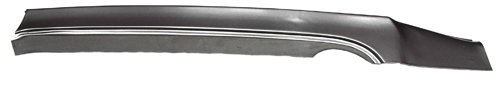 Rocker panel PV Left in the group Volvo / Volvo PV/Duett / Body / Body sides/Roof / Body sides 444/544 at VP Autoparts Inc. (672069)