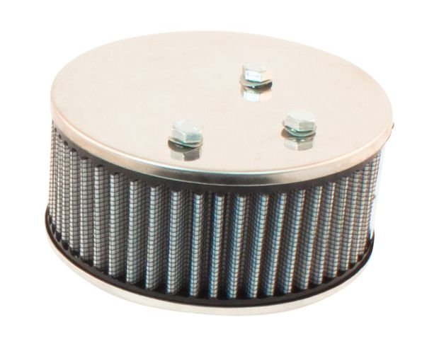 Air filter SU 3-bolt Hi-Perf. rear SS in the group Volvo / Volvo 140/Volvo 164 / Fuel/Exhaust system / Air filter / Air filter B18B/D at VP Autoparts Inc. (672281HP-SS)